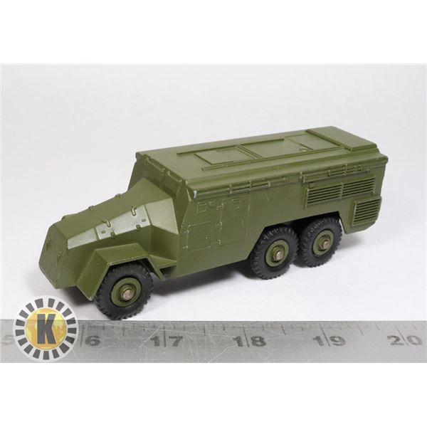 #17 DINKY TOYS #677 ARMOURED COMMAND VEHICLE