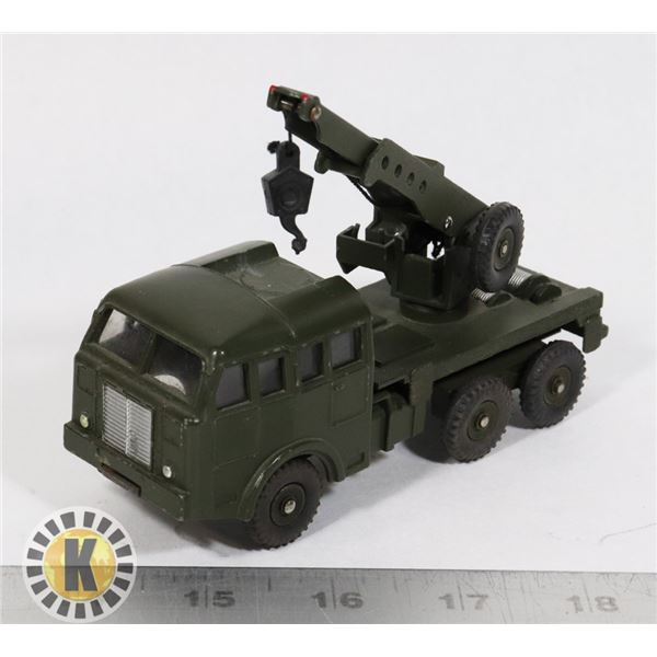 #27  DINKY TOYS #826 FRENCH MADE TOUS TERRAINS