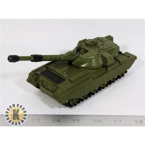 #38  DINKY TOYS #683 CHIEFTAIN TANK 155MM MOBILE