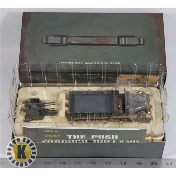#93  BOXED CORGI CC60008 KRAUS MAFFEI HALF TRACK