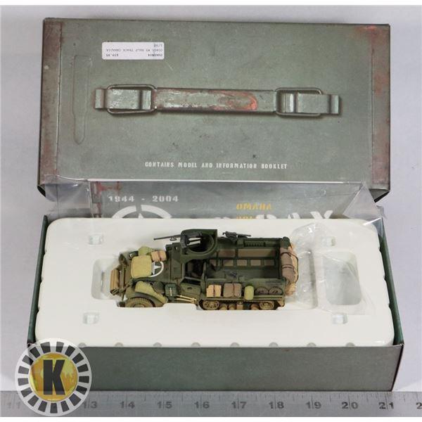 #95  BOXED CORGI CC60404 M3 WHITE HALF TRACK