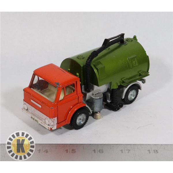 #98  DINKY TOYS #451 JOHNSTON ROAD SWEEPER