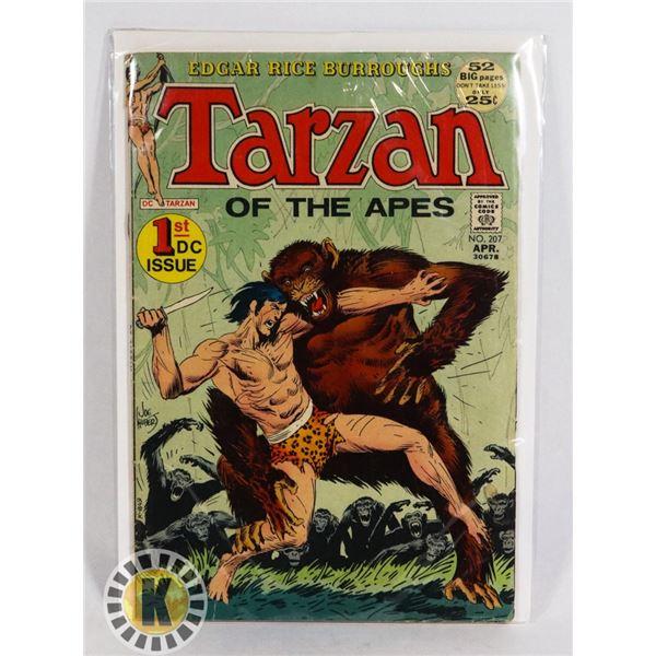 #244  DC DETECTIVE COMICS TARZAN OF THE APES #207