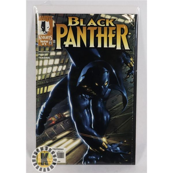 #252 MARVEL COMICS MARVEL KNIGHTS BLACK PANTHER