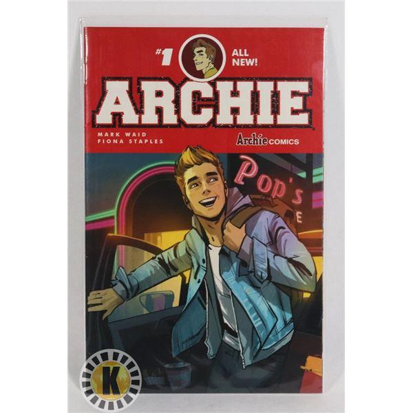 #253 ALL NEW! ARCHIE COMICS #1 2015