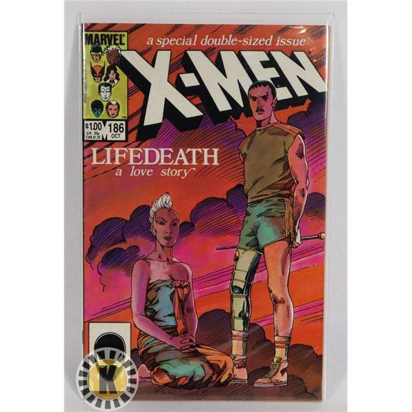 #254 MARVEL COMICS X-MEN #186