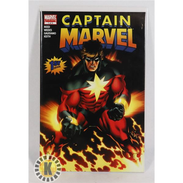 #256 MARVEL COMICS MARVEL LIMITED SERIES CAPTAIN
