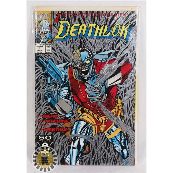 #257 MARVEL COMICS DEATHLOK #1 1991