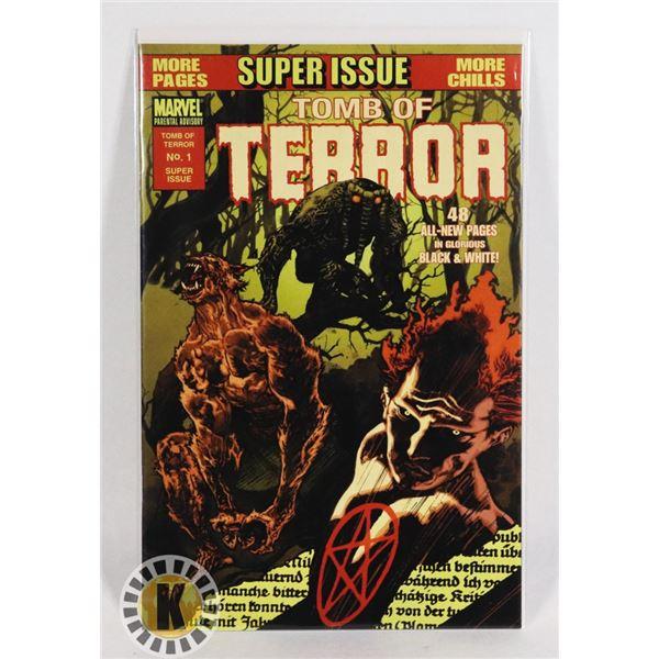 #263 MARVEL COMICS TOMB OF TERROR #1 SUPER ISSUE