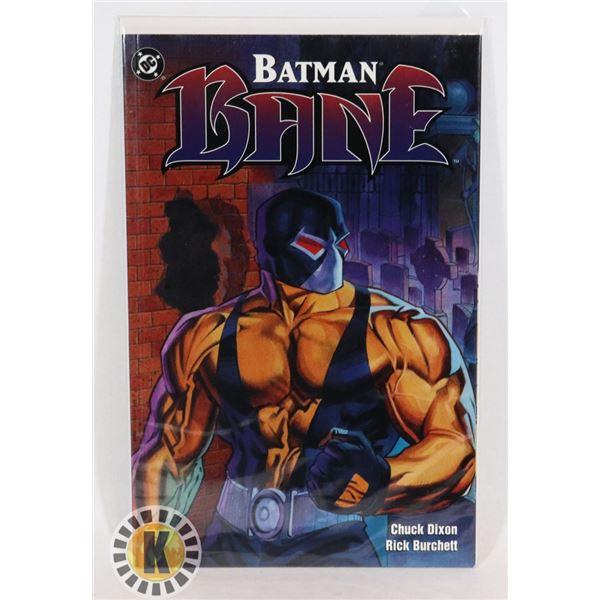 #274  DC DETECTIVE COMICS BATMAN BANE 1997 CHUCH