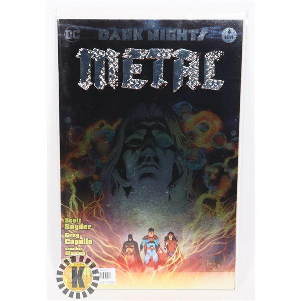 #280  DC DETECTIVE COMICS DARK NIGHTS METAL #4