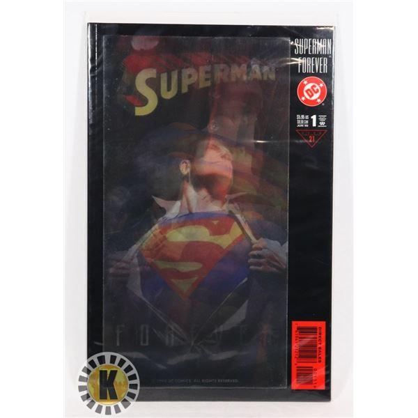 #282  DC DETECTIVE COMICS SUPERMAN FOREVER #21