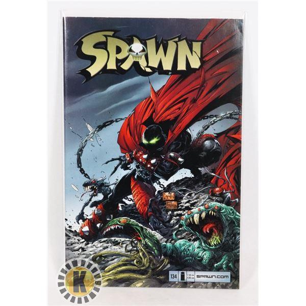 #288  IMAGE COMICS SPAWN #123 2003 CAPULLO COVER