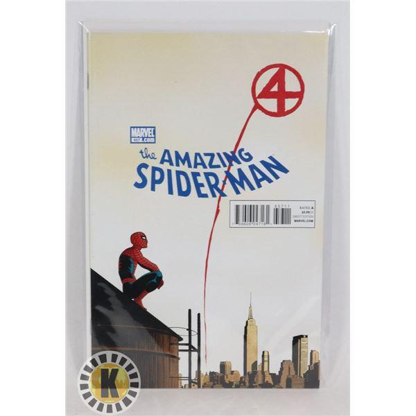 #316  MARVEL COMICS AMAZING SPIDER-MAN #657 2011
