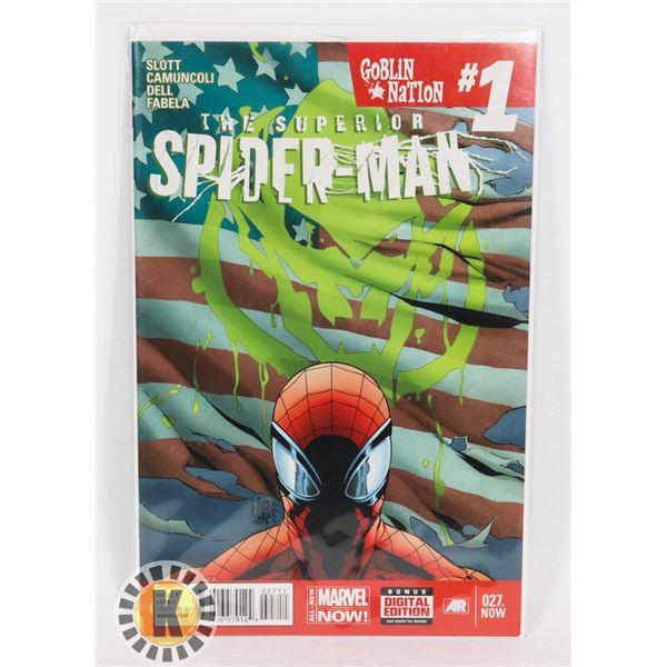 #318  MARVEL COMICS THE SUPERIOR SPIDER-MAN #1