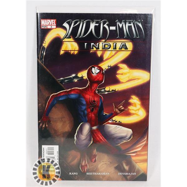 #324 MARVEL COMICS SPIDER-MAN INDIA #3 DIRECT