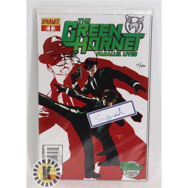 #335  DYNAMITE COMICS GREEN HORNET PARALLEL LIVES