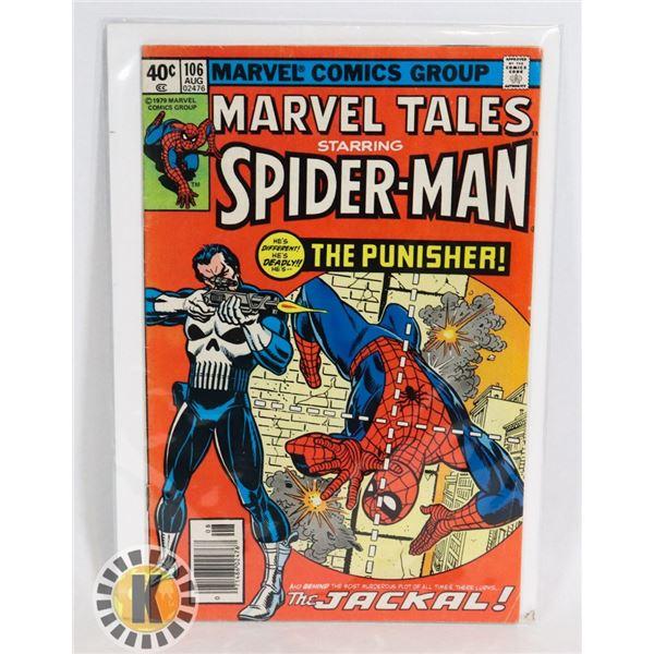 #350 RARE MARVEL COMICS MARVEL TALES #106 REPRINTS