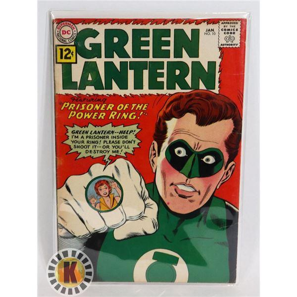 #351 RARE DC DETECTIVE COMICS GREEN LANTERN #10
