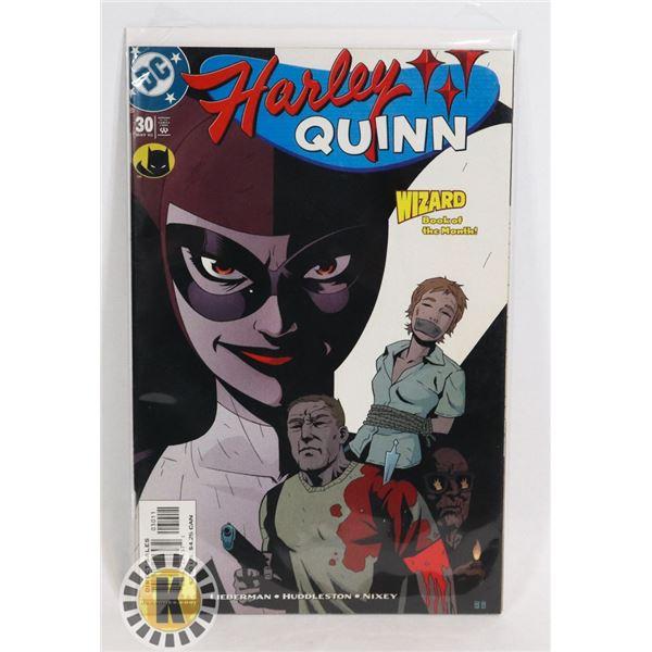 #353 DC DETECTIVE COMICS HARLEY QUINN #30 2003