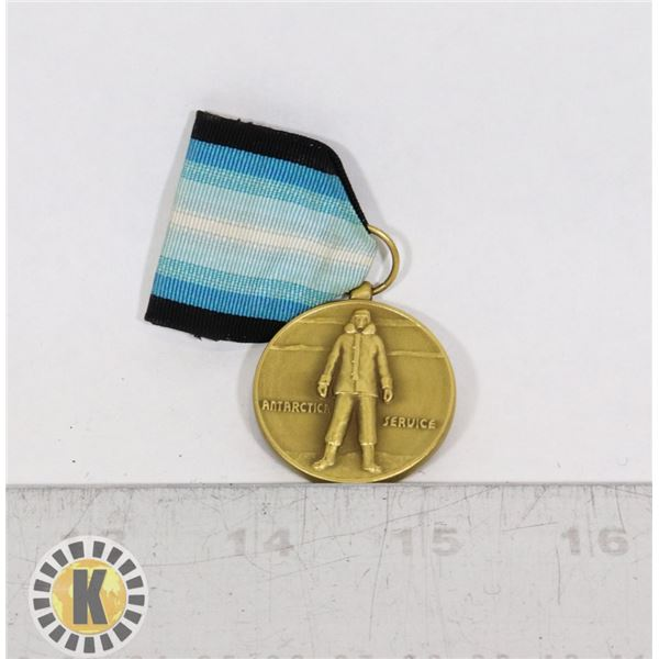 #426 AMERICAN USA ARMY MEDAL ANTACTICA SERVICE