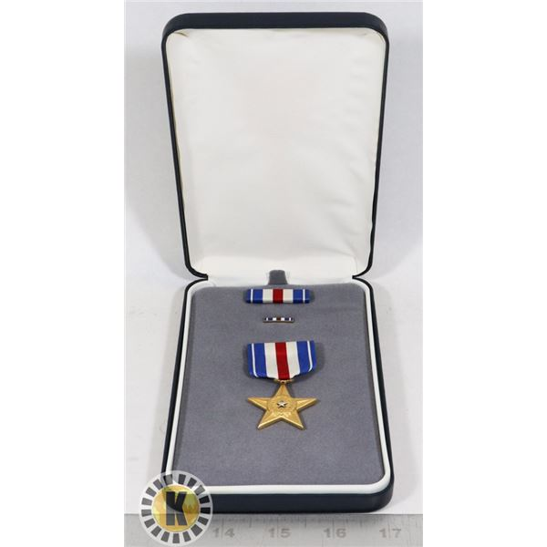 #429 AMERICAN USA SILVER STAR GALLANTRY IN ACTION