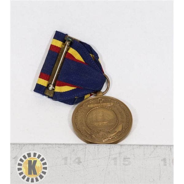 #434 AMERICAN USA UNITED STATES NAVY MEDAL