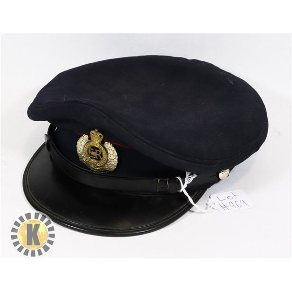 #469  ROYAL CANADIAN ENGINEERS VINTAGE ARMY HAT