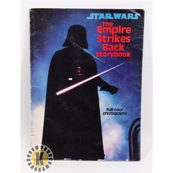 #496 VINTAGE 1980 STAR WARS THE EMPIRE STRIKES