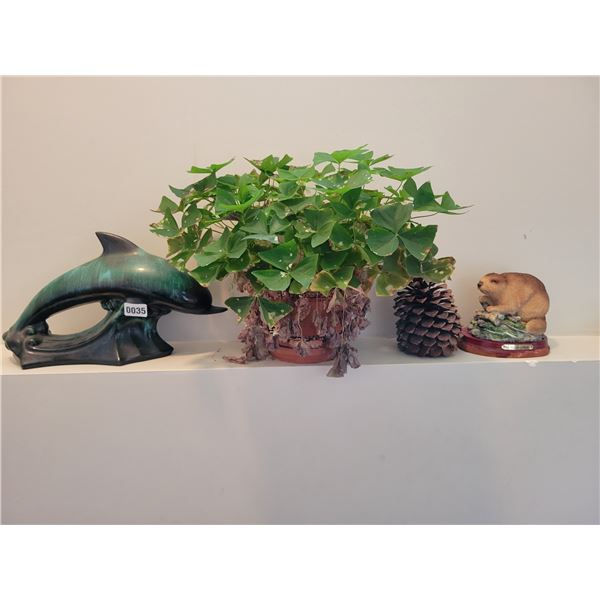 Houseplant - Dolphin - D'cor