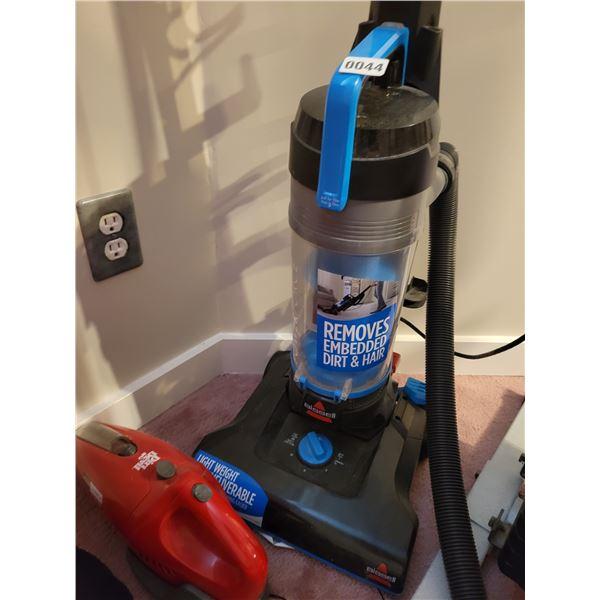 Handheld Dirt Devil and Stand up Pet Hair Vacuum