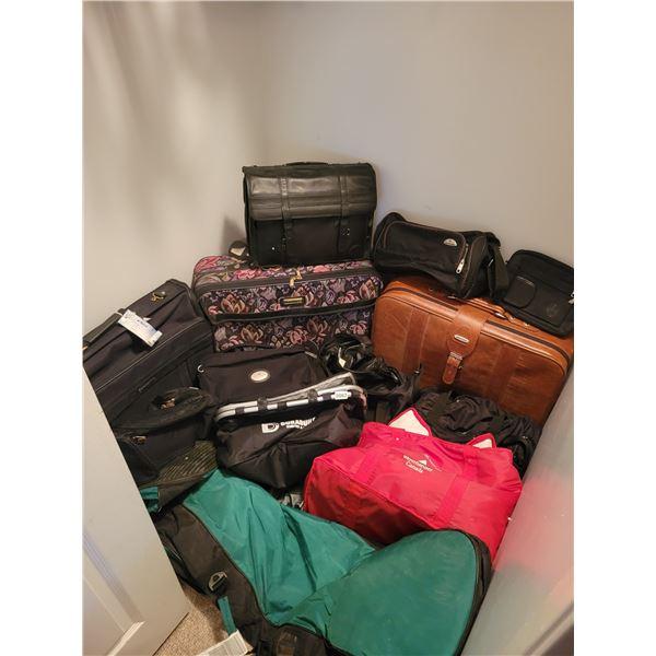 Bags - Luggage - Golf bag