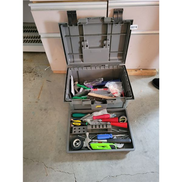 Assorted Tools - Tool Boxes - Tool Chest