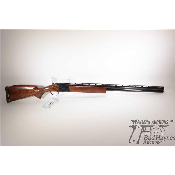 """Non-Restricted shotgun Browning (Japan) model Citori, 12Ga 2 3/4"""" two shot hinge break, w/ bbl lengt"""