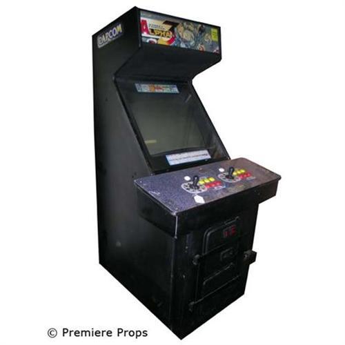 Street Fighter Alpha 3 Arcade Game