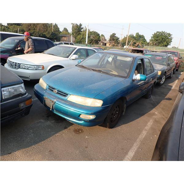 1995 Kia Sephia