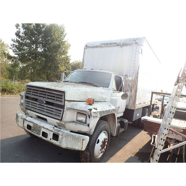 1989 Ford F-700