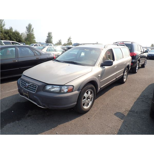 2001 Volvo Cross Country