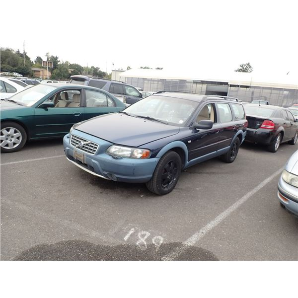 2002 Volvo Cross Country