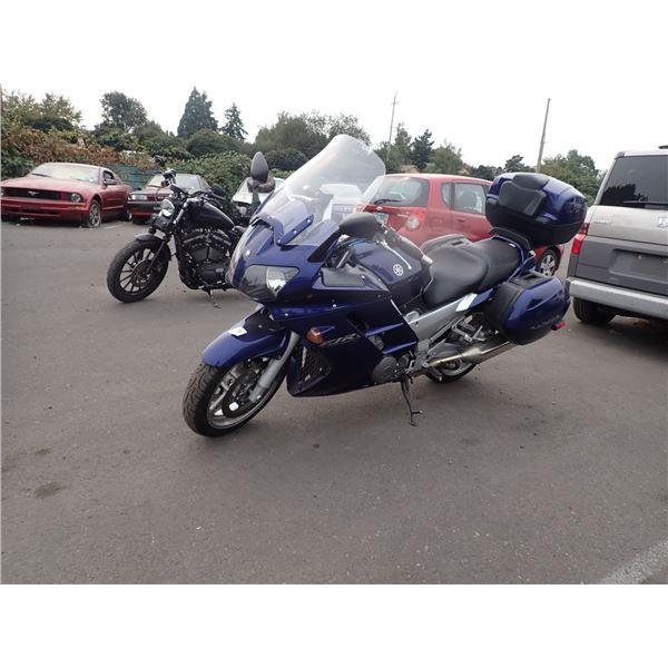 2005 Yamaha Motor Corp. FJR1300