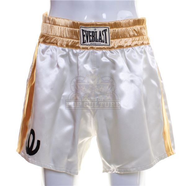 Ali - 'Smokin' Joe Frazier's (James Toney) Boxing Shorts – A930