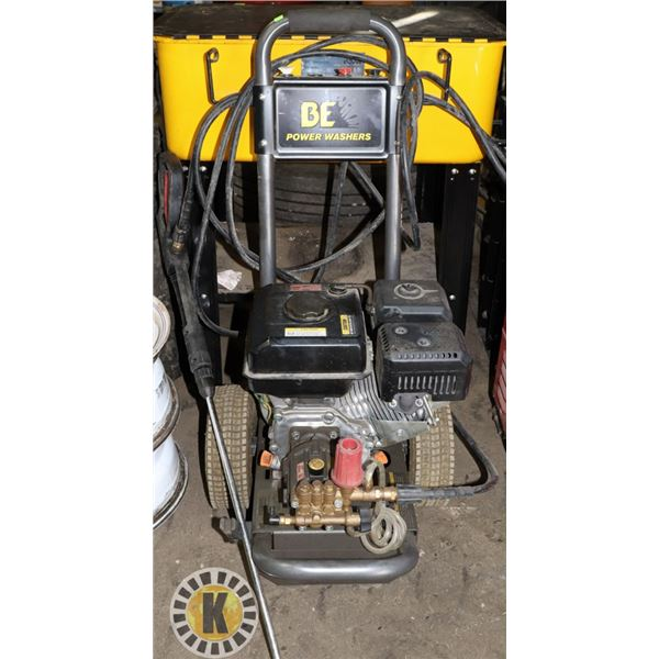 BE 210CC GAS POWERED PRESSURE WASHER