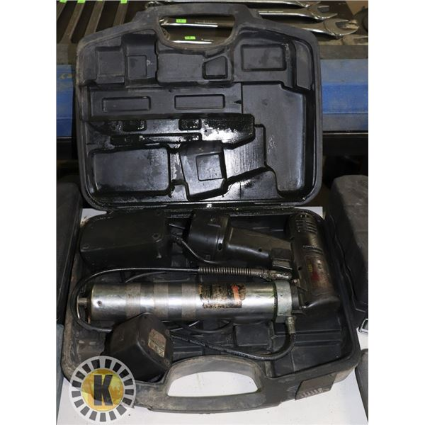 RECHARGEABLE GREASE GUN