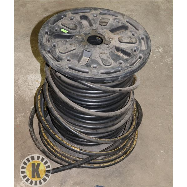 ROLL OF PARKER BRAND 10MM HYDRAULIC HOSE