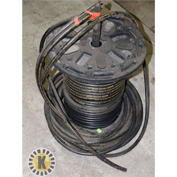 ROLL OF PARKER BRAND 12.5MM HYDRAULIC HOSE