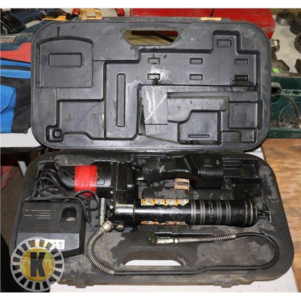 LINCOLN 12 VOLT ELECTRIC GREASE GUN