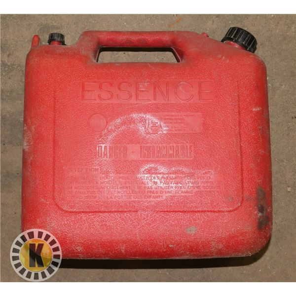 10 LITER JERRY GAS CAN