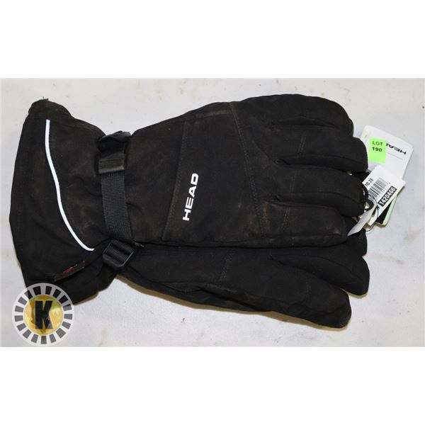 PAIR OF EXTRA LARGE HEAD WINTER GLOVES
