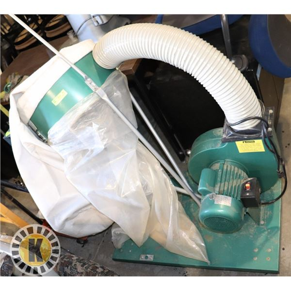 CANWOOD PRO DUST COLLECTOR