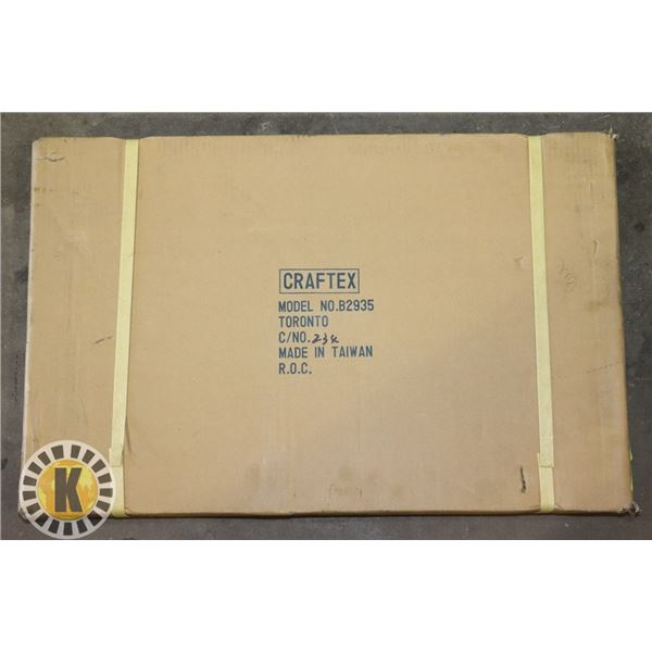 CRAFTEX DRILLING PRESS TABLE WITH FENCE NEW IN BOX